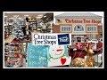 CHRISTMAS TREE SHOP and That! | Christmas Shop with Me