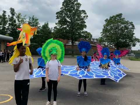 Wo Raasta & The Meads Primary School