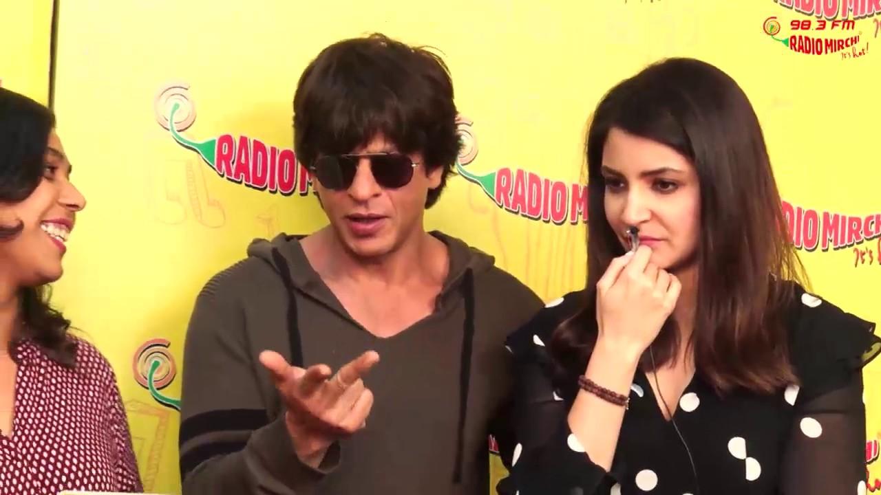 Download Shah Rukh & Anushka   Travel Rapid fire   Jab Harry Met Sejal   RJ Prerna   Radio Mirchi