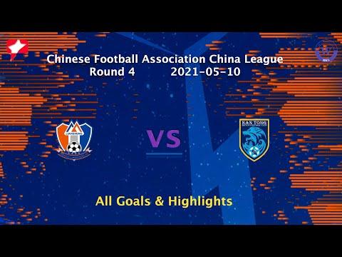 Jiangxi Liansheng Nantong Zhiyun Goals And Highlights
