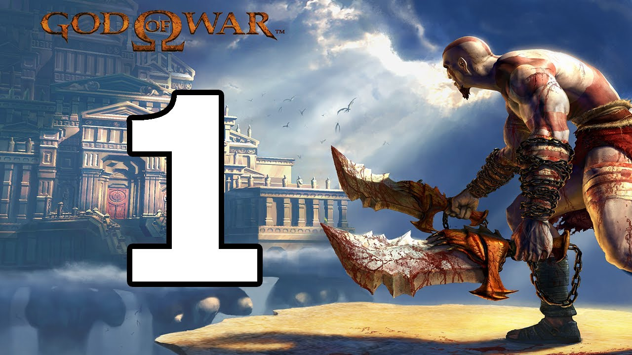 Download God Of War 1 Walkthrough Part 1 - No Commentary Playthrough (PS3)