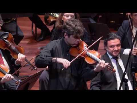 OSB e Daniel Guedes / Brahms - Concerto para Violino, op. 77