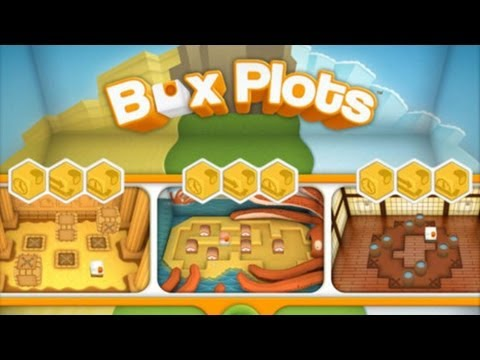 CGRundertow BOXPLOTS for iPhone Video Game Review