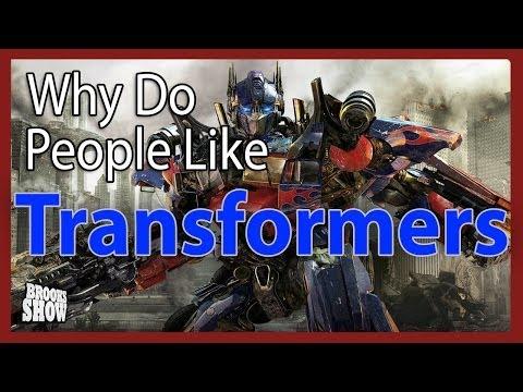Why Do People Like Michael Bay's TRANSFORMERS Movies??? - #AskBrooks w/ Saba & Heather