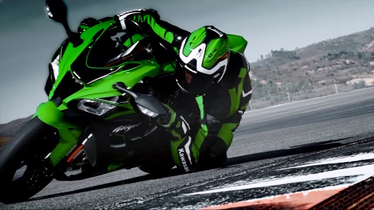 Official 2016 Kawasaki ZX 10R Ninja Promotion Video Nieuwsmotornl