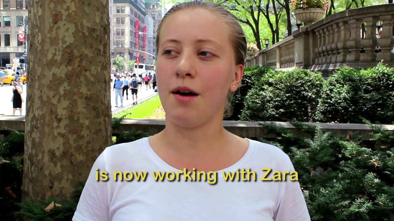 1 000 Workers At Fashion Retailer Zara Join Rwdsu Ufcw Youtube