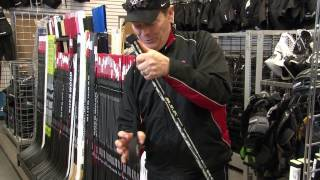 How to select hockey stick for kids