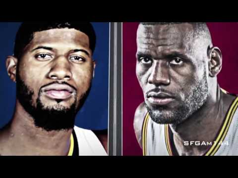 2017 NBA Playoffs Intro | IND vs CLE |