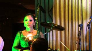 Veal Veng Chngay By Chhoun Sovanchai, Performed By The Blue K Band 06-16-2012