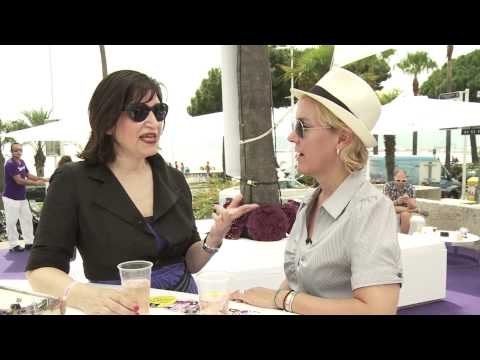 MediaPost's Barbara Lippert at Cannes Lions 2012