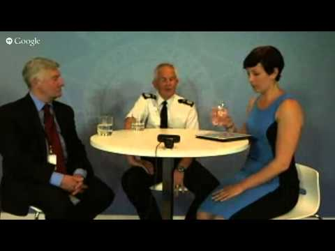 Police in Greater Manchester - Chief Constable Sir Peter Fahy and GMPCC Tony Lloyd