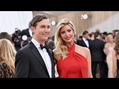 Jared Kushner, An Orthodox Jew, Defends Father-In-Law Donald Trump