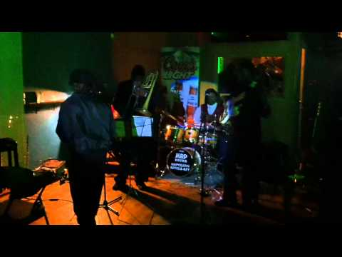 The Social Butterfly Night Club in Brooklyn, Live Jazz with LA Blacksmith
