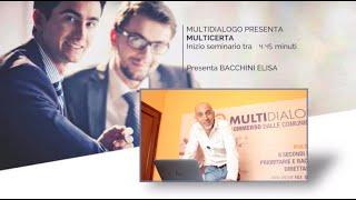 MultiDialogo presenta MultiCerta