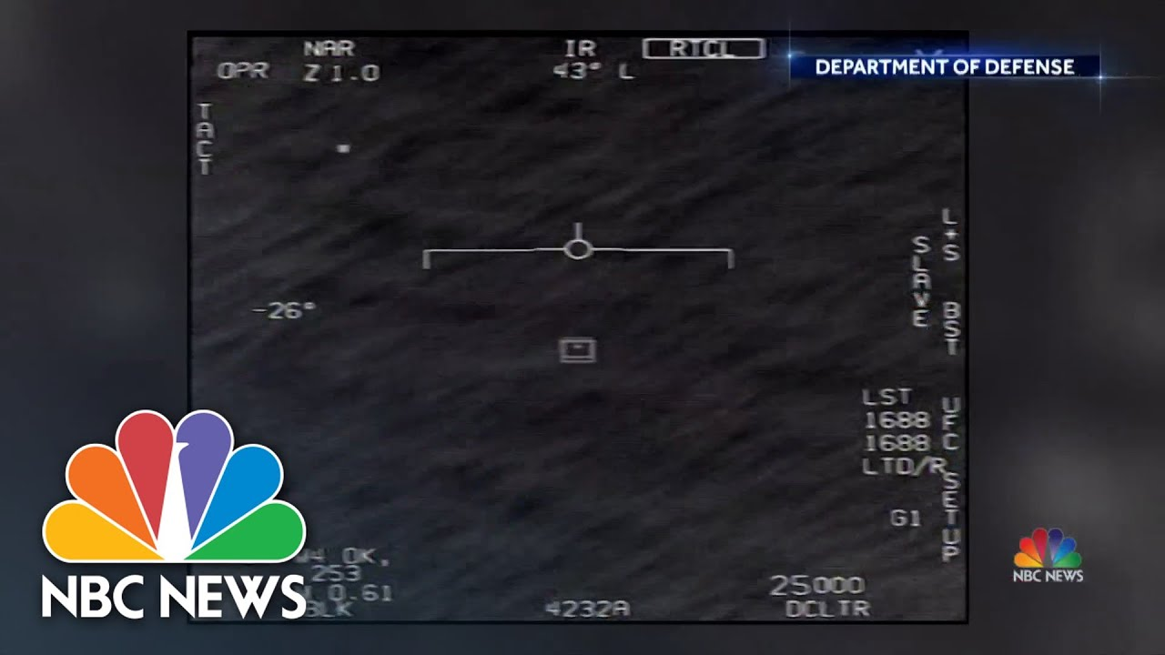 Anticipated UFO Report Opens More Questions