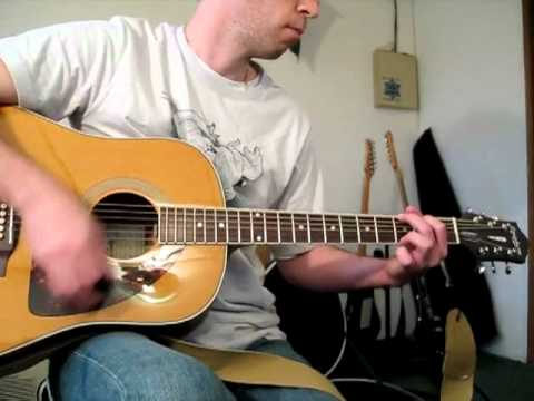 Like A Stone Acoustic Audioslave Cover With Guest Vocals Youtube