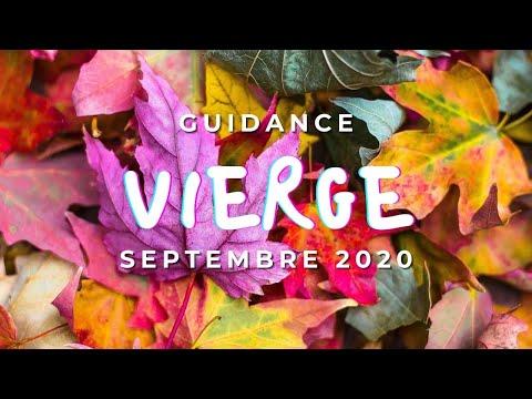 VIERGE - SEPTEMBRE 2020