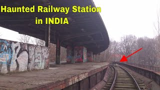 Top 5 Haunted Railway Stations in India A Spooky Journey