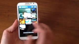 Как сделать скриншот на телефоне Samsung Самсунг