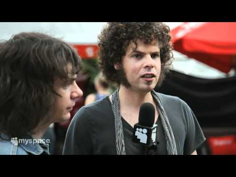 Wolfmother - Myspace Interview