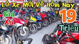 Môtô Giá Xã TỪ 19 Triệu Mới Về Hôm Nay- Bảo Hành 6 Tháng - Cheap Moto |Ngố Nguyễn
