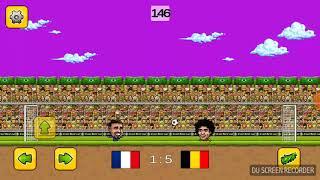 semifinále : Francie vs Belgie MS 2018 Rusko