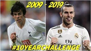 10 YEARS CHALLENGE FAMOUS FOOTBALL PLAYER #10yearschallenge