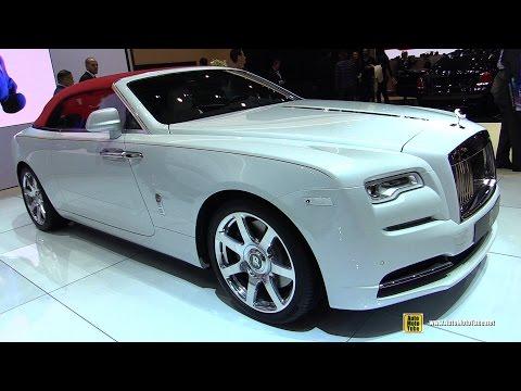 2017 Rolls Royce Dawn Inspired by Fashion - Exterior Interior Walkaround - 2017 Geneva Motor Show
