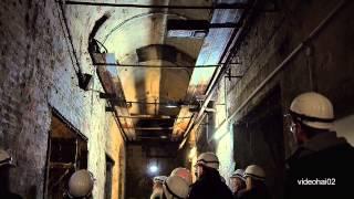 Berliner Unterwelten -Der Bierkeller der alten Bötzow-Brauerei auf dem Mühlenberg