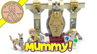 Lego Scooby Doo Mummy Museum Mystery Complete Build!