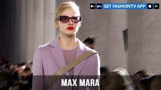 Milan Fashion Week Spring/Summer 2018 - Max Mara | FashionTV