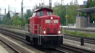 Dieselpower - von Köf bis Class 66  (200. Video!)
