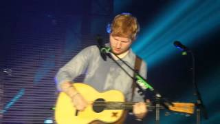 Tenerife Sea - Ed Sheeran  live in Milan 20-11-14