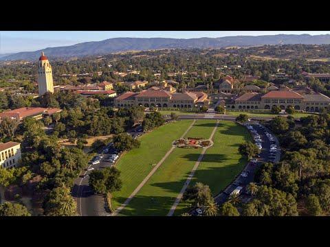 Stanford Aerial Views