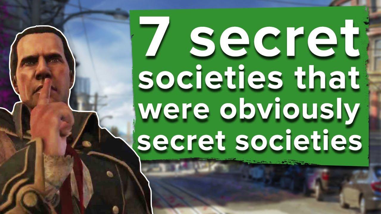 Download 7 secret societies that were obviously secret societies