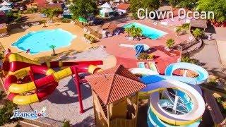 Camping Clown Océan dans les Landes, à 10 min des plages