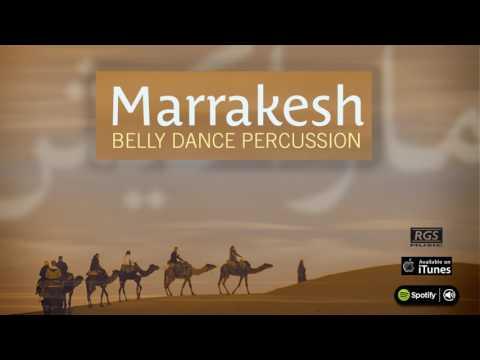 Marrakesh. Belly Dance Percussion. Full album
