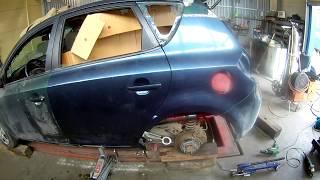 Как распознать кузовной ремонт при покупке б/у авто?