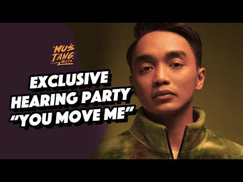 Exclusive Hearing Party ! Dipha Barus Ft Monica Karina You Move Me