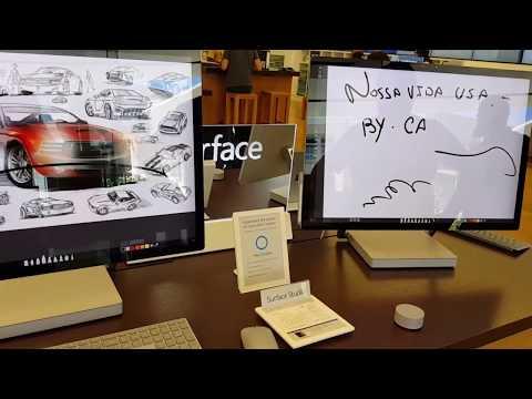Computador PERFEITO PARA DESENHO - Microsoft Surface