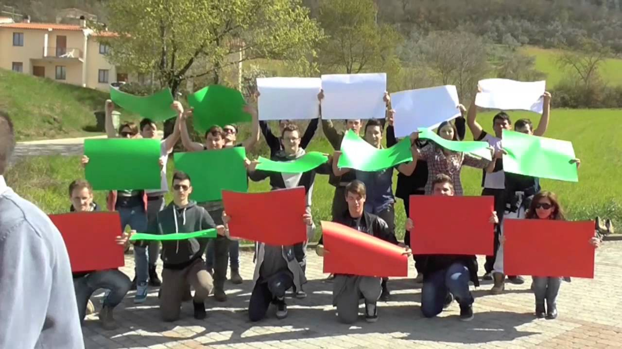Young Ideas for Europe ITALY - 2014 Una unica sola bandiera - a one ...