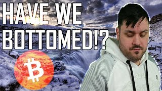 We Have Bottomed!? (According to Bitcoin Technical Analysis...)