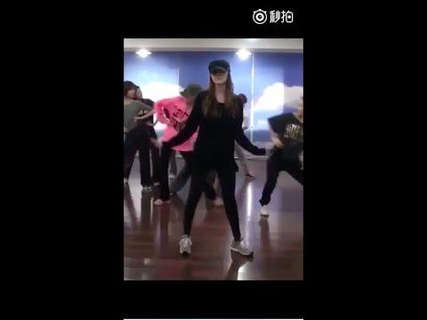 I Got A Boy dance practice ver. Jessica focus