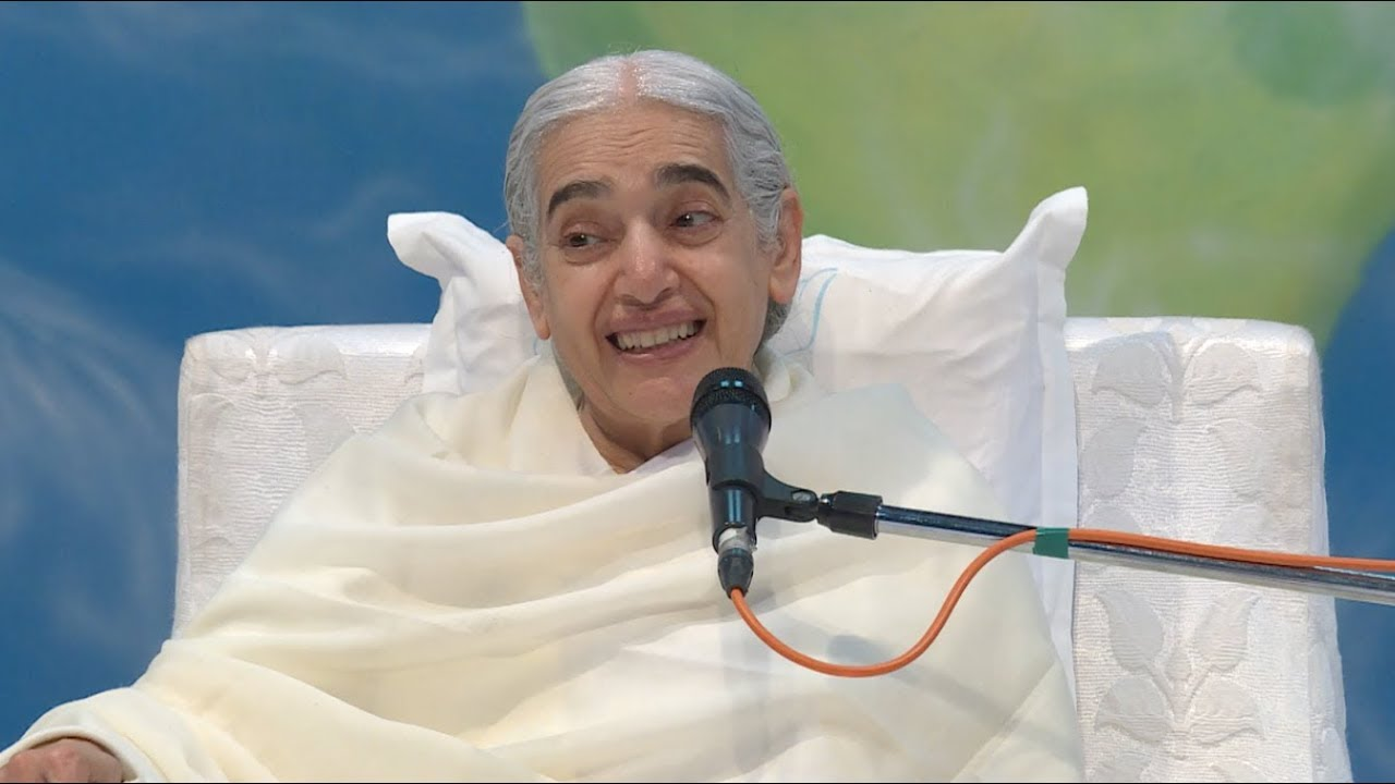 Our Perfection - invoking it and stepping into it - Sis  Jayanti (GS)  6-2-2018