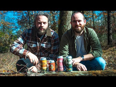 Hype Train: New Trail Brewing, PA | The Craft Beer Channel