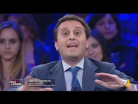 Non è l'Arena - Puntata 31/03/2019