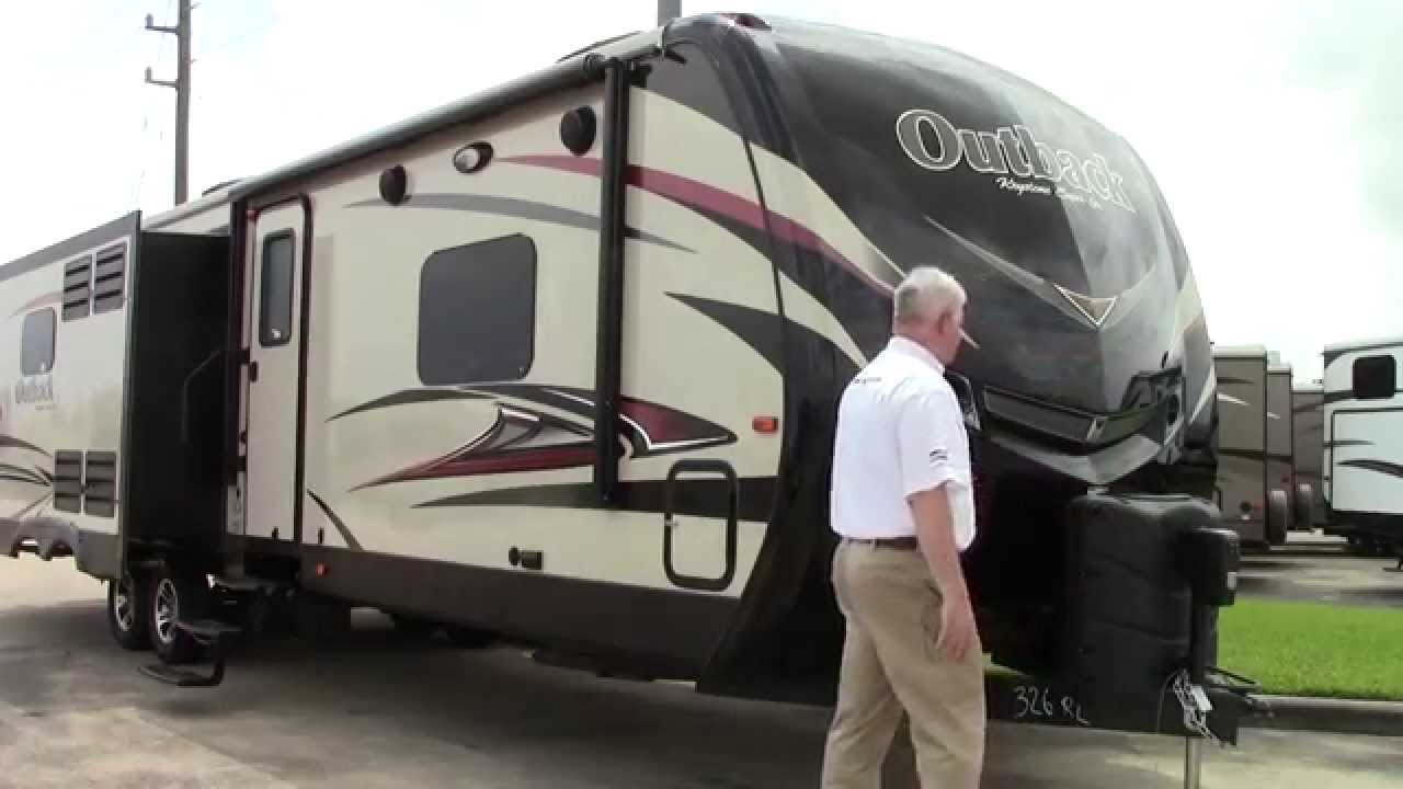 Foot Travel Trailer Cover