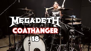 Megadeth - Hangar 18 Played With Coat Hangers