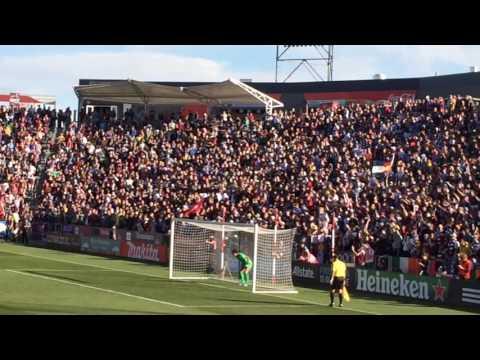 Colorado vs. LA penalty shootout. 11/6/16