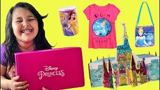 Disney Princess Cinderella Subscription Pley Surprise Box